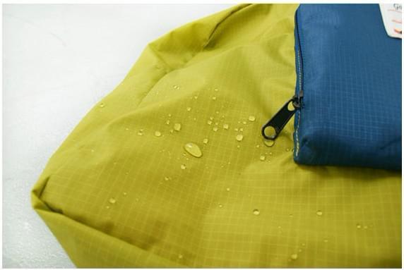 Multi-funktionale Reißverschluss-Aufbewahrungstasche Shopping die Paket zusammenklappbare Schulter wasserdichte Reisetasche