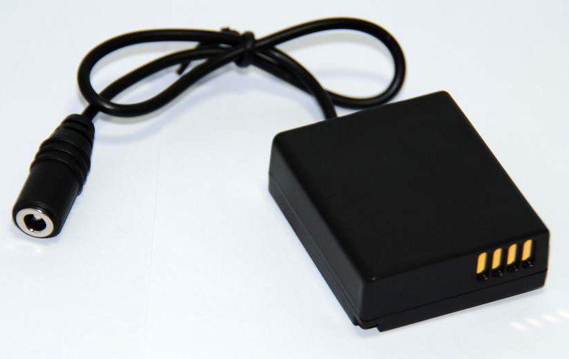 Gratis verzending Vervanging voor Panasonic DMC-GF3 DMC-GF3C DMC-GF3K, DMW-DCC11 DCC11 DC Coupler alleen