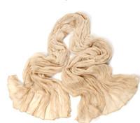 Wholesale Scarf Mixed Candy Color - candy-colored Plain cotton Scarf Wraps Poncho SCARVES mixed color,size 180*90cm 13pcs lot #2186