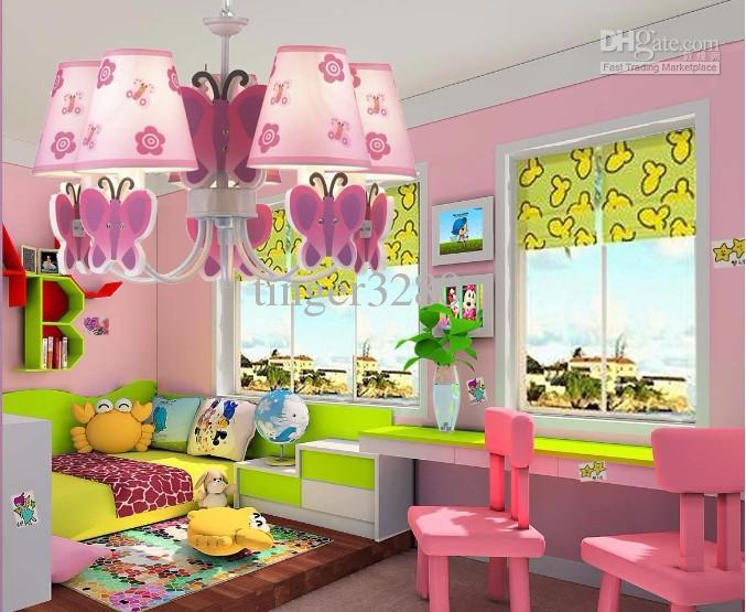 Children Creative Children Room Lighting Lights Bedroom Lamps Modern  Hanging Light Fixtures Hanging Ceiling Lamps From Tinger3280, $177.16|  DHgate.Com