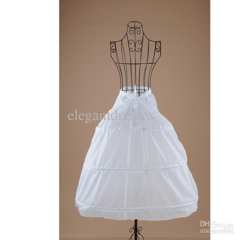 Schnelle Lieferung! Beauty Design A-Line Petticoat PE011