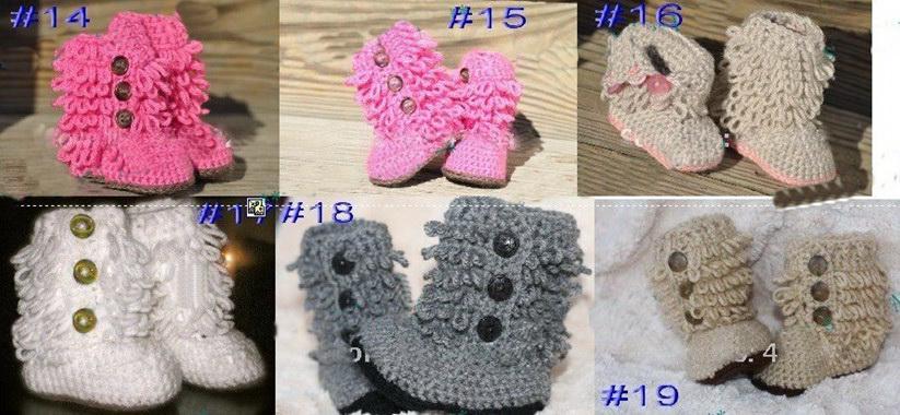 bambino neonato scarpe a maglia stivali fatti a mano all'uncinetto scarpe fatte a mano bambino, tinta unita  scarpe presepe battesimo scarpe calzature
