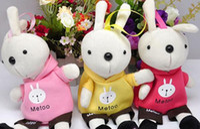 Wholesale Metoo Rabbit Pencil - Wholesale Cartoon Metoo Rabbit Dolls Plush Toy, Pencil Case, Bag Pendant,Cosmetic Bag