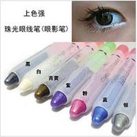 Wholesale Pearl Eyeliner Eyeshadow Pencil - Pencil Pearl eye shadow pen, eyebrow pencil ,eyeliner,shimmer eyeshadow pen