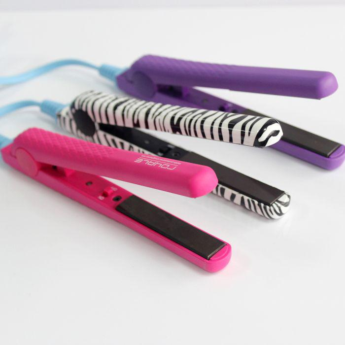 Hot Sell Mini Ceramic Hair Straighteners Straightener