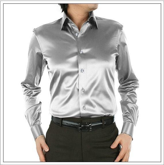 Neue frühling herbst modemarke männer kleidung slim fit herren langarm-shirt männer silk baumwolle beiläufige männliche hemden social plus größe top m-3xl