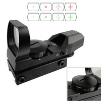 Wholesale Electro Sight - Tactical Electro Green and Red Dot Sight Rifle Scope for airsoft