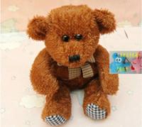 Wholesale Large Plush Teddy - Plush toys large 20cm  teddy bear 20cm big embrace bear doll  lovers gifts
