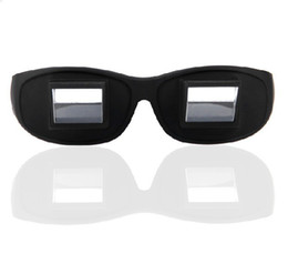 Wholesale Tv Mirror Glasses - Watch TV lying optic glasses glasses mirror horizontal lazy lying on the elderly patient