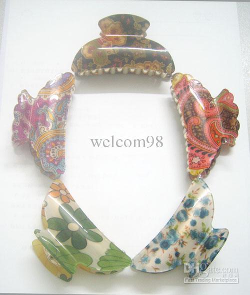 10 sztuk / partia Klip Hair Barrettes Moda Akcesoria Dla Kobiet Dziewczyny Biżuteria Prezent Hj01