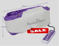 CINGHIA DI SLIMMING DI SHAPER PERSONALE PERDERE PESO BORSA DI FAT BRILLANTE SLIM MASSAGER BELTS regalo sottile shaper
