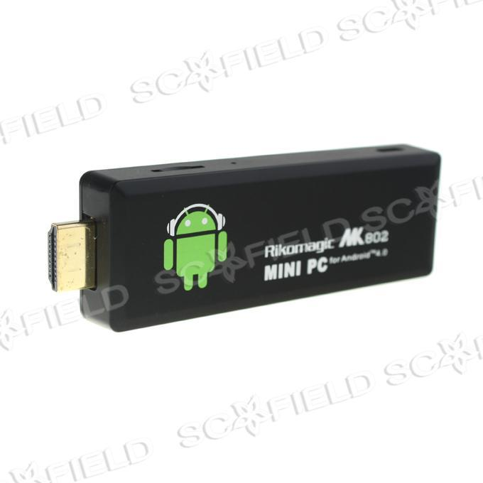 MK802 II Mini PC Smart USB TV BOX A10 RAM 1GB 4GB Android 4.0 Dongle HDMI Google TV Youtube Player