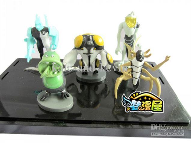 Ben 10 Alien Force action figure toys Set of 20 Anime PVC Figures Ben10 figure set