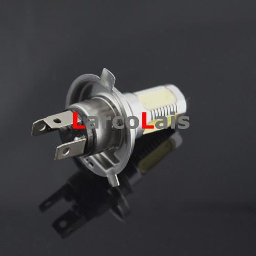 Beyaz 7.5 W H1 H3 H4 H7 H8 H11 9005 9006 1156 1157 7443 12 V LED Ampul Araba Sis Işık Gündüz Koşu Lambası Dönüş Fren Ters Sinyal Işıkları