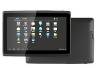 Promoción - 7 pulgadas A13 Tablet PC Android 4.0 Allwinner A13 1.2GHz 512MB DDR3 4GB WiFi Webcam a través de DHL