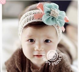 Wholesale B2w2 Girl - b2w2 2012 cute girl chiffon flower headband,10pcs lot free shipping