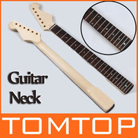 Wholesale Guitar Neck For Strat - Replacement Maple Neck Rosewood Fingerboard for ST Strat Electric Guitar I113