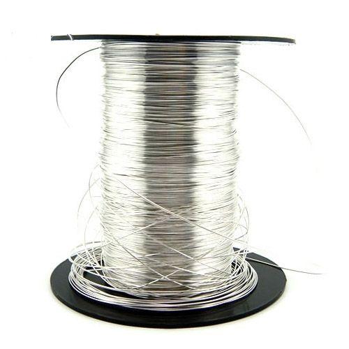 3m² / 925 Sterling Silver Wire Counts Connecteurs de composants pour DIY Bijoux Cadeau XS006 *