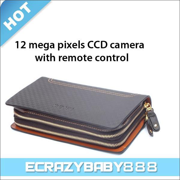 Briefcase Bag 1280*720 720P 12MP Spy Camera Digital Video Recorder DVR 4GB SSD with Remote Control