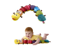 Wholesale Musical Plush Toy - Free shipping!Lamaze Musical Inchworm Lamaze musical plush toys Lamaze educational toys
