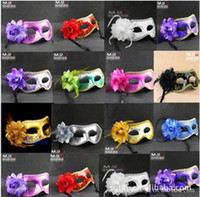 Fashion Women Sexy mask Hallowmas Venetian eye mask masquera...