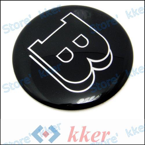 45mm Steering Wheel Badge Sticker 4 5cm Car Emblems Badges Emblem
