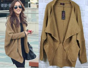 2018 2015 Hot Sale Women'S Sweater Long Sleeve Cardigan Female ...