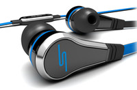 Wholesale Earphones Controltalk - SMS Audio Street by 50 cents wired earphones with controlTalk dhl free shipping