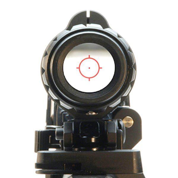 Alcance de la lupa QD 3X con montaje giratorio para el visor Aimpoint / 3 lupa