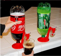 Wholesale Dispenser Fountain Bottle - home soda fountain drink dispenser popular in 1pcs lot