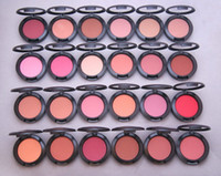 Free Gift Shimmer Blush 6 g 24 color No mirrors no brush 30p...