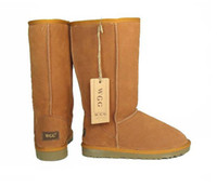 Wholesale Wholesale Womens Heels - Womens Ugly Snow Boots Australia Boots With Box,Tags And Certificate AK48A