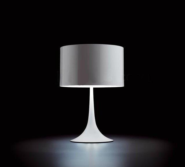 Best Designer Spun Light T2 Light Fols Classic Design Modern White