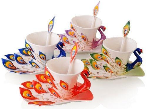 sarmit- Super qualità bella cinese tazza di caffè in ceramica Smalto tazza porcellana tazza dropship