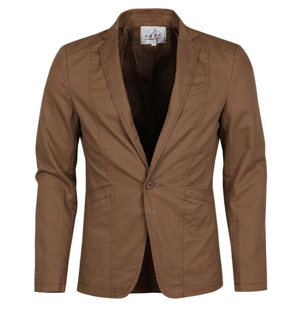 2018 2012 newest mens casual suits one button design