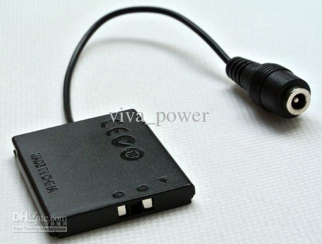 Kostenloser Versand DC KOPPLER DR-90 DR90 DR-90 DR90 (ACK-DC90) NUR für Canon PowerShot ELPH 110 HS