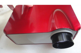 Wholesale Mini S Video - Mini LED Projector with 640*480 support 800*600 HDMI AV VGA s-video AB2049