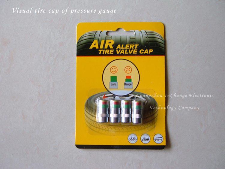 2019 Air Alert Tire Valve Cap As Tyre Pressure Monitoring