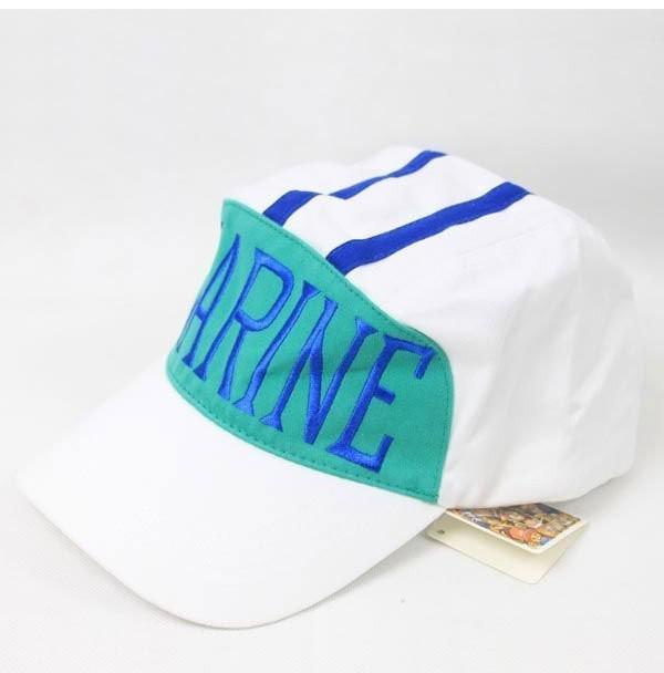 44499f683f2cde 2019 One Piece Marine Navy Hat Cosplay Baseball Cap Hat Blue From Kate And  Kevin, $219.1 | DHgate.Com