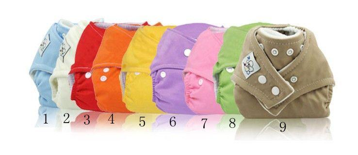 10 + 10 Inserts Diapers Couches pour bébé Couches Lavables Fournisseurs Bébé Couches, /