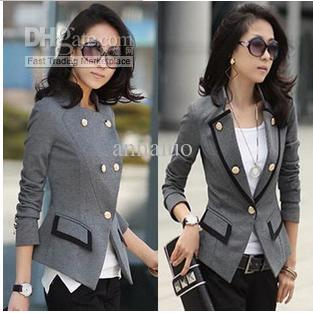 3166b9a8d1ae Korean Fashion Women S Suit Coat Spring And Autumn OL Coats Women S ...