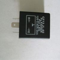 Wholesale Electronic Flasher - Free Shipping LED 12V Electronic Relay Fix Flasher Blinker Indicator