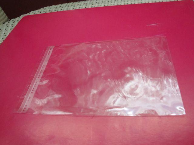 600 unids / lote claro autoadhesivo sellar bolsas de plástico Opp embalaje bolsa de joyería apta 10x14 cm envío gratis