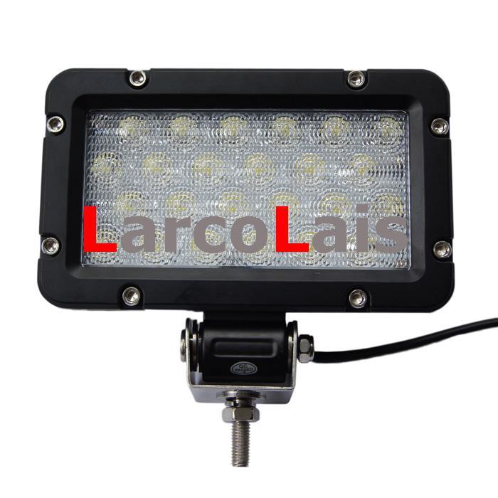 2 sztuk 24 W LED Light Light 2900 Lumen 10-30V Offroad ATV