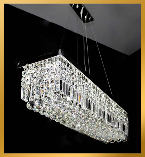 K9 crystal pendant lampcrystal ceiling lightcrystal pendant k9 crystal pendant lampcrystal ceiling lightcrystal pendant light clear rectangular crystal pendant lamp length 100cm mozeypictures