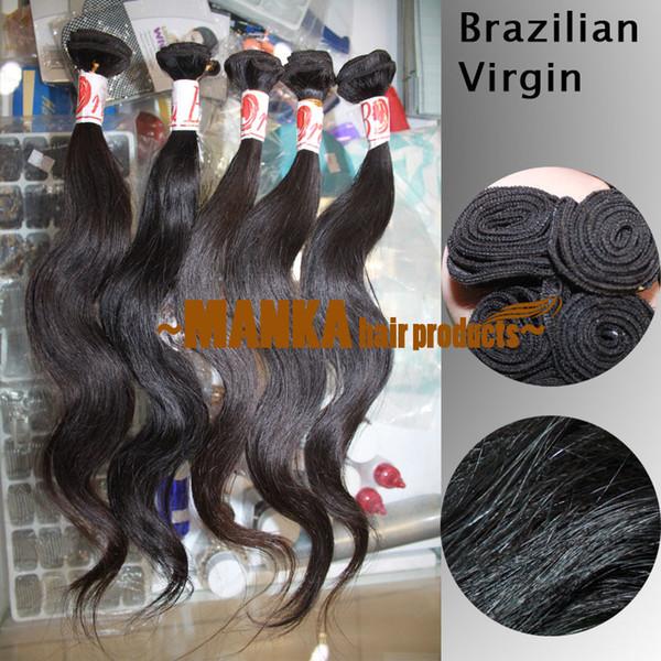top popular 10-30inch Unprocessed human Hair extensions Brazilian Malaysian Peruvian Indian Virgin Human Hair Extensions Body Wave bundles 2019