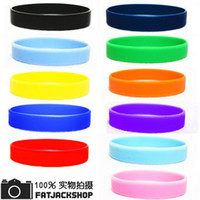 Wholesale New Directions Wholesaler - Hot New 100pc lot HOT Selling Direction Silicone Wristband Bracelet Mix Design Bracelets Free Shipping 411