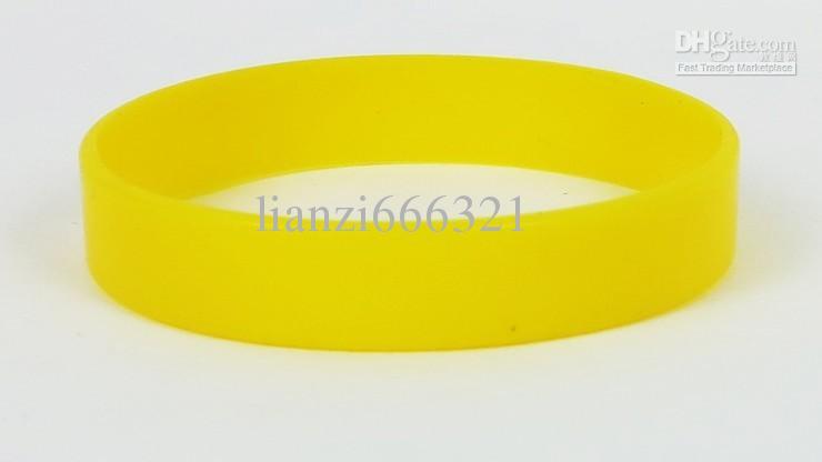 Hot New / HOT Selling Direction Silicone Wristband Bracelet Mix Design Pulseras Envío Gratis 411