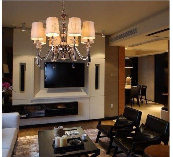 special modern minimalist lighting chandeliers bedroom dining room