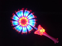 Wholesale New Electric Lamp - 12pcs lot Windmill,Electric music windmills colorful 2012 New LED music flash windmill toy